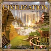 Civilization Brettspiel Verpackung