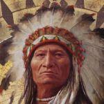 Sittung Bull, Oberhaupt der Sioux